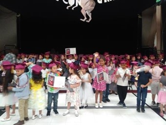 2019 Kinder Promotion Ceremony